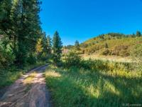 Welcome to 10525 Deer Creek Rd, a rare land opportunity