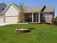 Located in the highly coveted AMBER MEADOWS subdivision