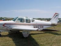 1963 Beech Debonair B-33$106,9001963 Beech Debonair.