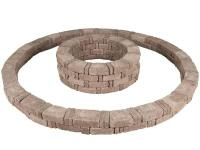 The RumbleStone Tree Ring Kit by Pavestone can make any
