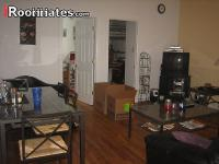 Spacious, sunny, furnished 3 rooms available for rent -