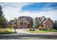 Traditional Tudor Elegance, Colorado flair *Impressive