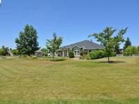 TWO LUXURY HOMES 4115 Sq.Ft.!!! Lush green acreage for