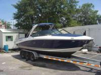 2011 Sea Ray 270 SELECT Barely used and kept in fresh