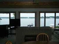 Awesome Lakefront House On Conneaut Lake –