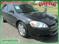 Used 2006 Chevrolet Impala SS Super Sport EZ Finance!
