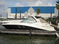 2007 Sea Ray 310 SUNDANCER New listing, 1 owner boat