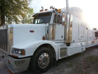 2002 35 ton Aatac1997 Pete 377 Cummins DSL10 Speed
