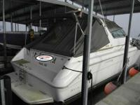 1995 Sea Ray 44 SUNDANCER This elegant sportcruiser was