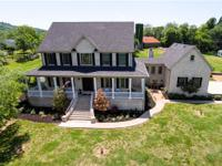 Remarkable Custom Home,12.56 Acres! Considerable