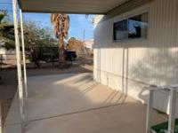 Cute move in ready doublewide manufactured home. Fully
