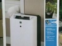#7316-10 Portable Air Conditioner with Bio-Filter