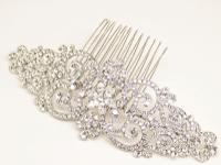 This Hair Comb is great for Weddings, Proms,