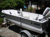 10 ft Sorenson double hull with reinforced keils--has