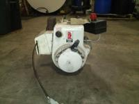 "I HAVE AN ALL ORIGINAL, TECUMSEH 10 HP / 1"" SIDESHAFT ("