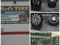 10 % Off Any Service Today At S&O Wheels & Tires ...