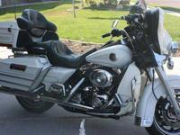 2002 Harley Davidson FLHTCUI-Reasonable & Beautiful For
