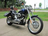 For sale is this awesome 2007 Harley Davidson Softail