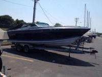 24' 1987 Four Winns Liberator, 7.4 Mercruiser 454 Chevy