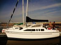 This sailboat is the most versatile and maneuverable 26