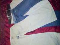 I have 2 pair of kakai pants both size 11/12 one from