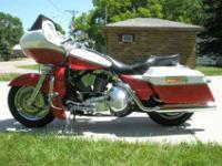 """1998 Harley Davidson Road Glide 1998 Road Glide. 80"""","""