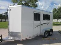 A Brand New Aluminum Trailer For A Pre-owned Price2012