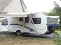 2011 Jayco Jay Feather Sport 17c EXP, 17 foot ultra