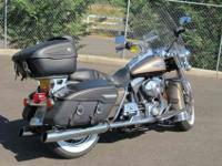 2005 Harley-Davidson FLHRCI - Road King Classic Factory