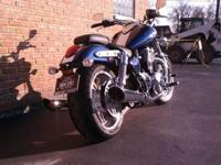 2012 Triumph Thunderbird 1600, only 15 mis, not a typo!