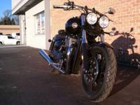 2011 Triumph Storm, only 1515 original miles, all stock