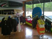 We have a store filled with Perception Kayaks ranging