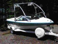 "1992 Mastercraft Prostar 190 with ""Power Slot"""