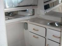 1992 Regal 24 ft cabin cruiser-sleeps 4 comfortably,