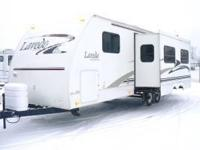 Very nice travel trailer...can be easily pulled with