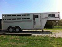 For Sale Possible Trade Aluminum four Horse Gooseneck