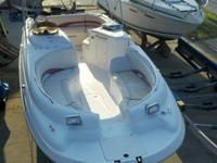 2000 Chaparral Deck boat Sunesta $13,450.00REDUCED TO
