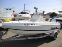 1998 wellcraft 19 center console fishing boat. Easy to