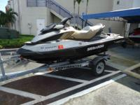 This is a beautiful 2009 Seadoo GTX Ltd i.s. with only