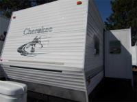 2005 FOREST RIVER CHEROKEE 38BH, , 2005 forest river
