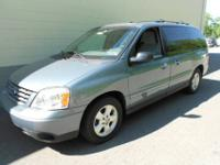 2004 Ford Freestar SES! This car is ABSOLUTELY