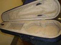 11 assorted Soft side violin cases. I have assorted