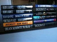 For the fan of Koontz who likes to hold a substantial
