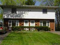Expanded Duplex with 3 bedrooms, 2 full baths and
