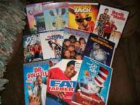 Just LOWERED PRICE TO only $23.00 !!! 11 Fun Movies for