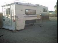 Great camper! Used but good condition. Sleeps 4-5