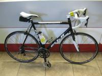 We have a preowned '11 Fuji Roubaix 1.0 Men's Roadbike