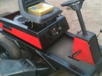 Rear engine rider that only need battery for 20.00 at