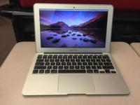 "Almost new; barely used 11"" MacBook Air 128 GB, 2015"