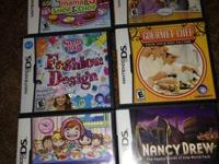 I have 11 Nintendo DS games: Are you smarter than a 5th